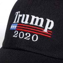 Load image into Gallery viewer, Trump Fancy Dress Cap - Black