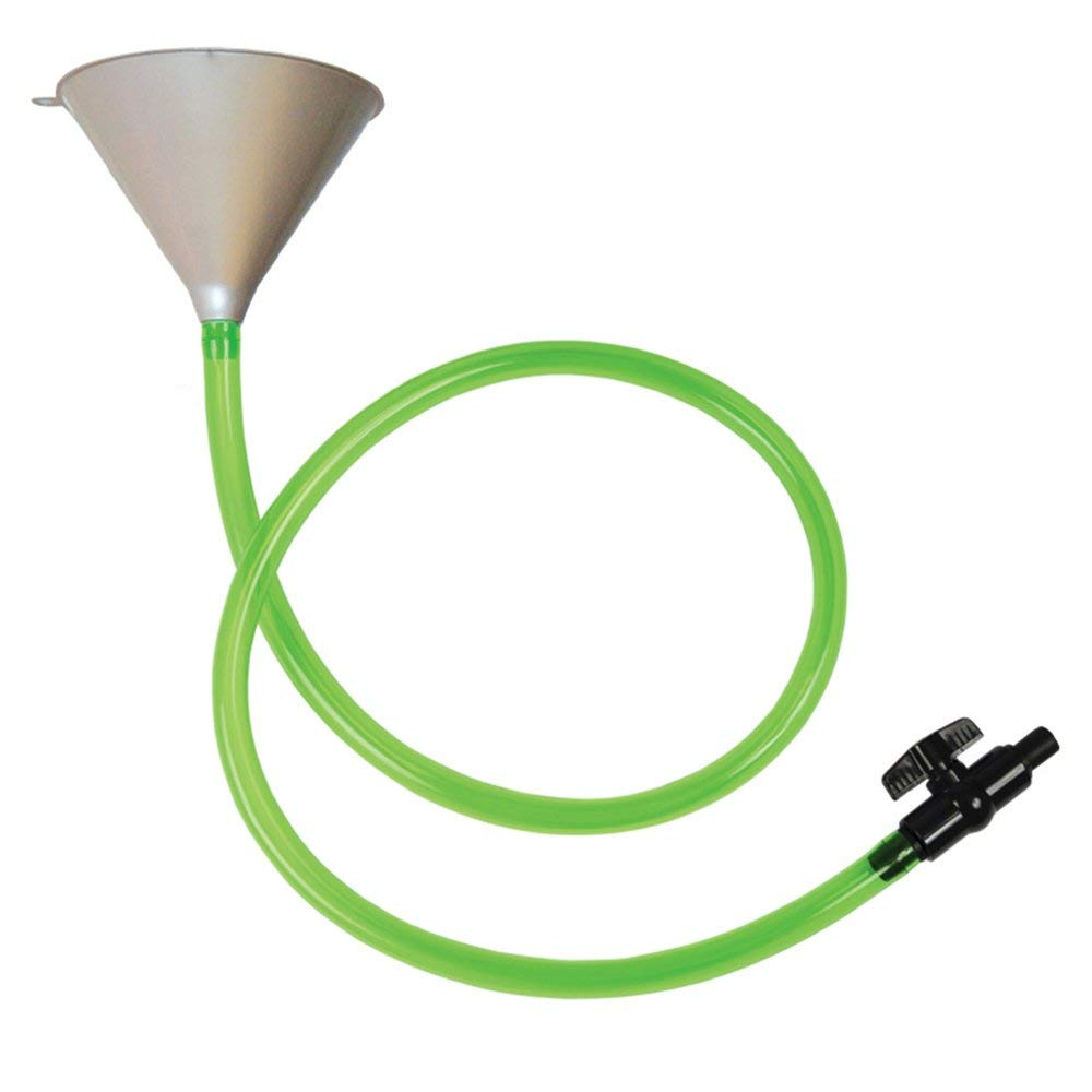 Beer Bong with Funnel, Tube and Drinking Nozzle with On and Off Switch