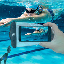 Load image into Gallery viewer, 2 Waterproof/Watertight Phone Cases For Underwater Usage & Photos