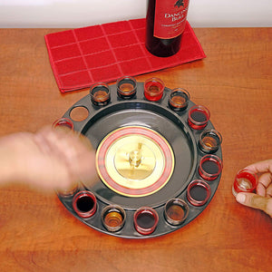 Drinking Shot Roulette
