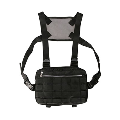 Men's Chest Rig Bag - Hostage Situation (2 Colours)