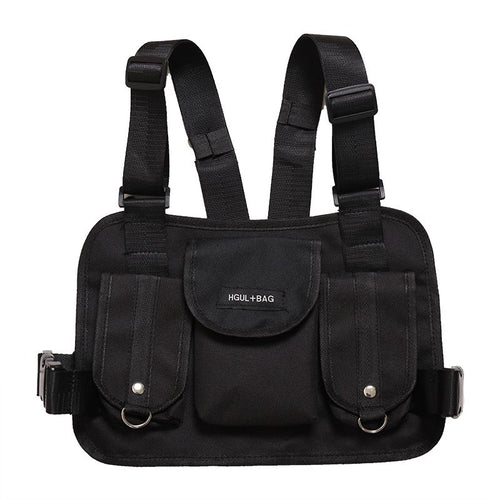 Men's Chest Rig Bag - Gorilla Warfare