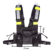Load image into Gallery viewer, Men's Chest Rig Bag - Evacuator