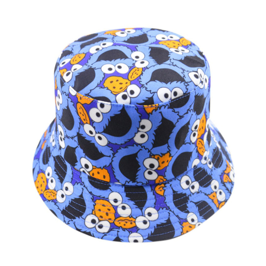 Cookie Monster 2nd Edition - Cartoon Series Bucket Hat