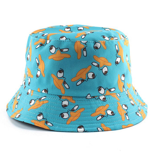 Perry The Platypus - Cartoon Series Bucket Hat
