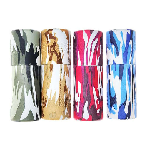 12 Pack Camouflage 8g Aluminium N20 Mini Dispensers / Crackers - 4 Colours
