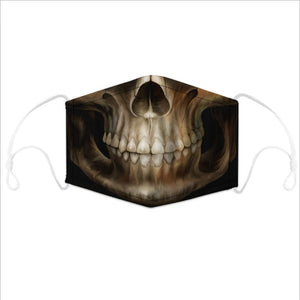 Artistic Mouth Masks with Air Filter - Jewels of a Dead Girl