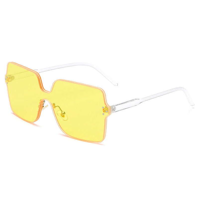 Impact - Women's Sunglasses - Yellow
