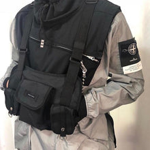 Load image into Gallery viewer, Men's Chest Rig Bag - Special Ops - Grey
