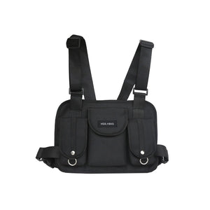 Men's Chest Rig Bag - Special Ops - Grey
