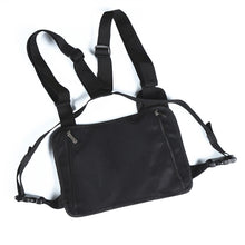 Load image into Gallery viewer, Men's Chest Rig Bag - Special Ops - Black