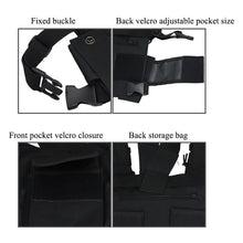 Load image into Gallery viewer, Men's Chest Rig Bag - Climbing Specialist