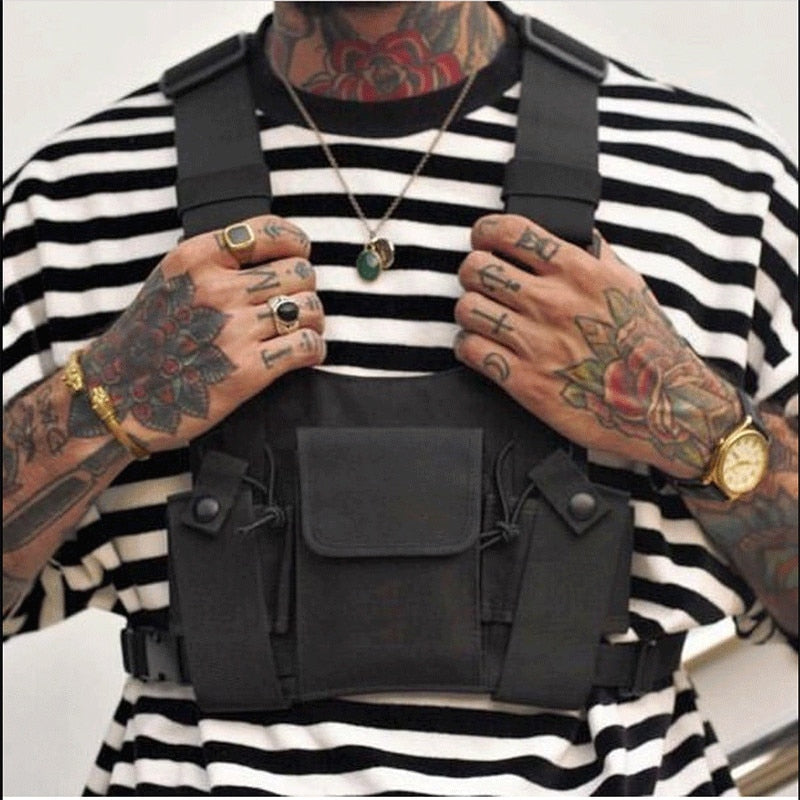 Men's Chest Rig Bag - Climbing Specialist
