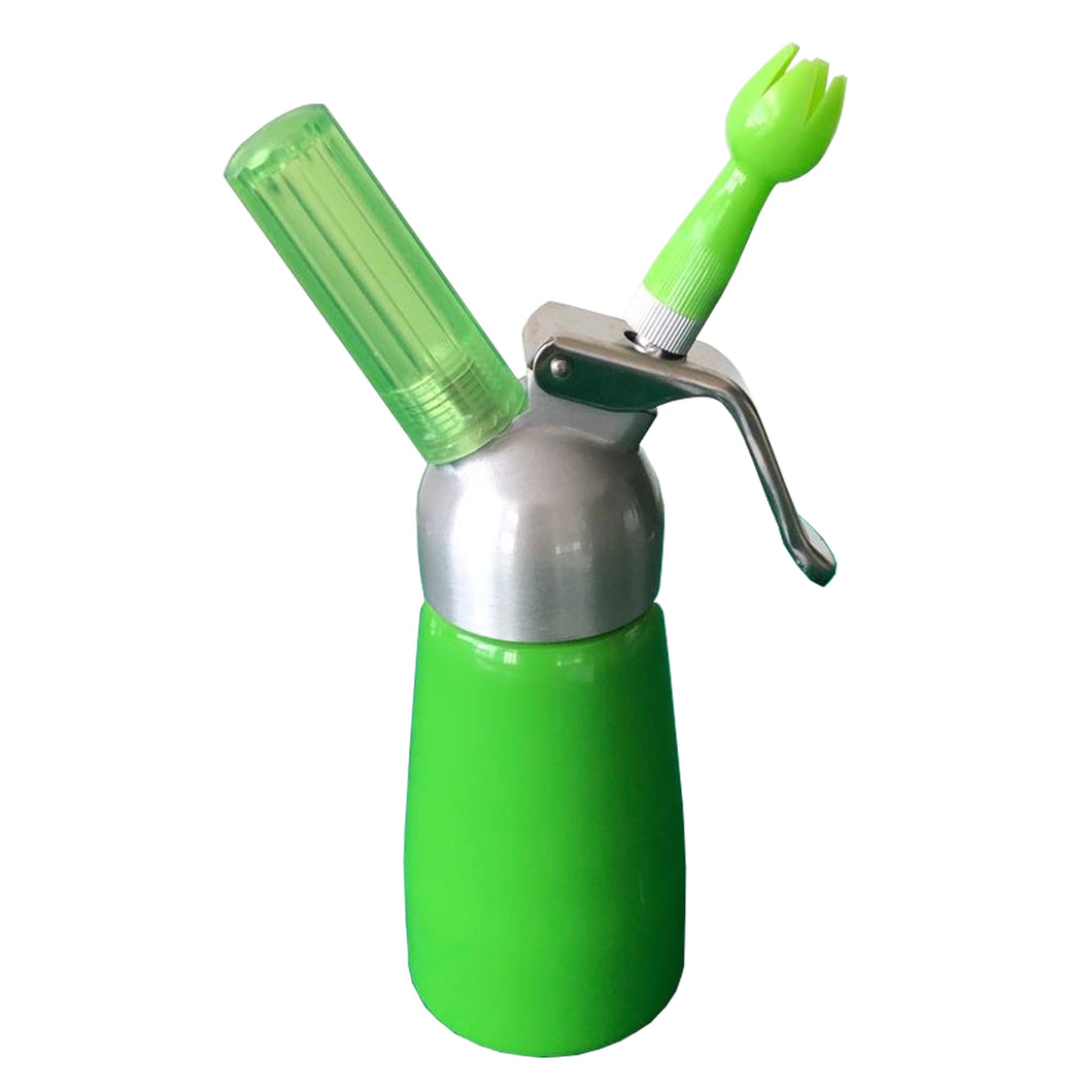 250ml AMC Portable N20 / Whipped Cream Dispenser - Green