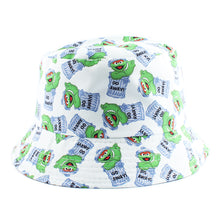 Load image into Gallery viewer, Oscar the Grouch edition - Cartoon Series Bucket Hat