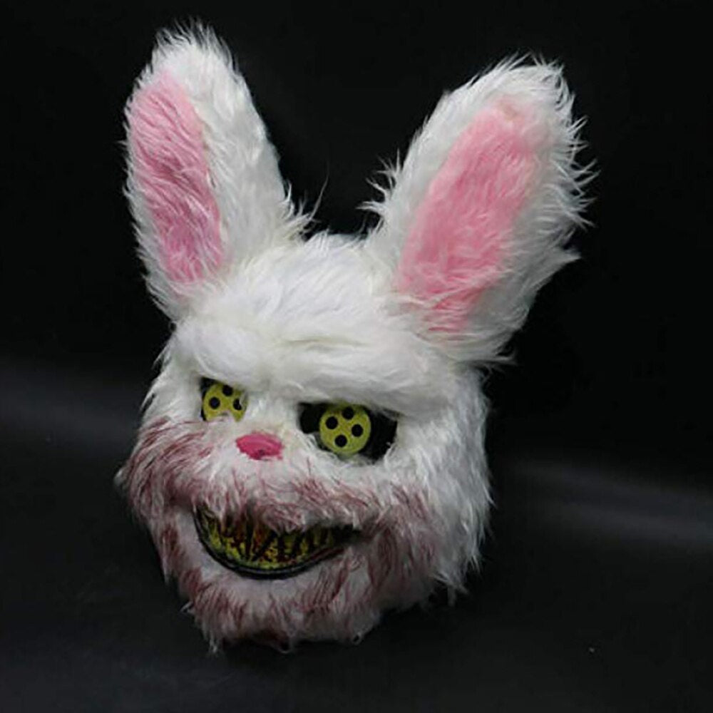 The Rabbit Mask Excellent. Cute and Innocent Animal