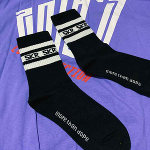 SKR SKR Socks - Black