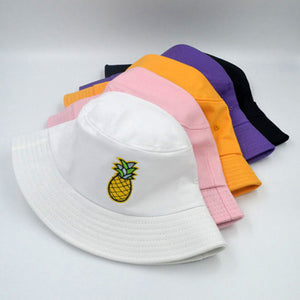 Pineapple Bucket Hat - All Colours (4)