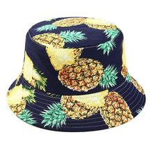 Load image into Gallery viewer, Black Cherry - Fruit Summer Series - Bucket Hat