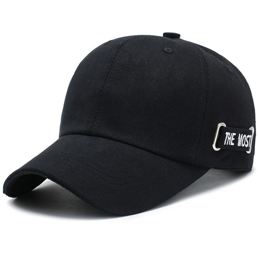 The Most Common? No Way. Baseball Cap - Black