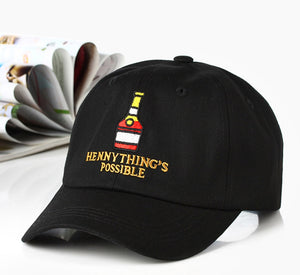 The Henny Lover's Cap (Multiple Colours)