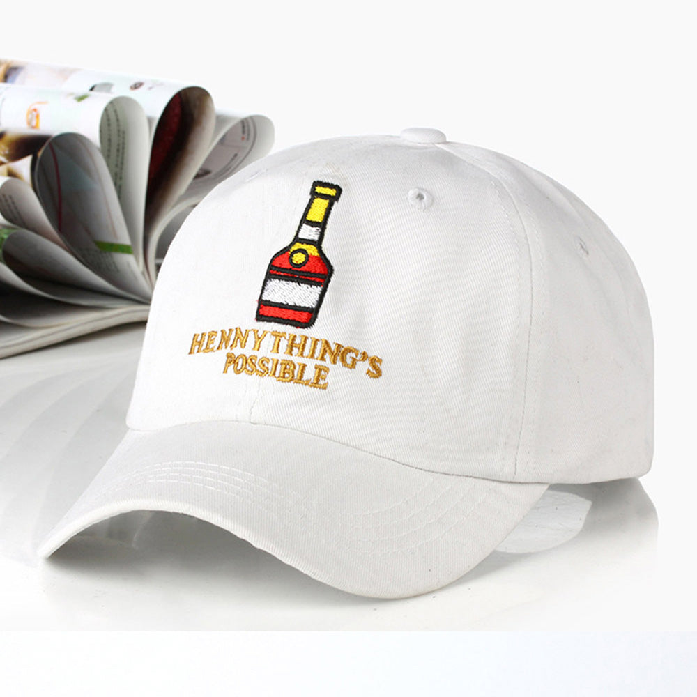 Henny Thing's Possible Cap - White