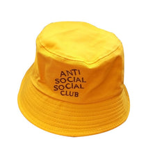 Load image into Gallery viewer, Anti Social Social Club Bucket Hat - White