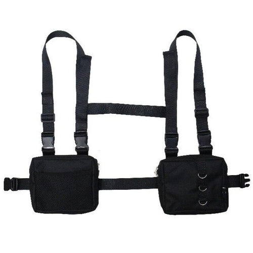 Men's Chest Rig Bag - Dual Operative (Four Colours)