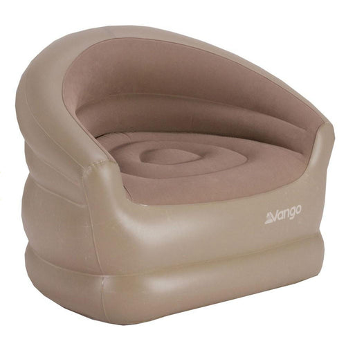 Vango Inflatable Chair Nutmeg
