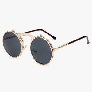 Flip The Script - Sunglasses With Flip Frames