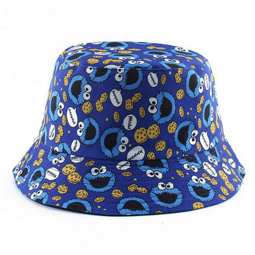 Cookie Monster 3rd Edition - Cartoon Series Bucket Hat