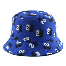 Load image into Gallery viewer, Cookie Monster 1st Edition - Cartoon Series Bucket Hat