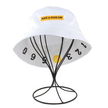 Load image into Gallery viewer, Have A Good Day 🤑 - The Gamblers' Bucket Hat - White