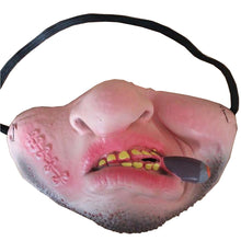 Load image into Gallery viewer, Back Street Gangster - Funny Half Face Horrible Masks (21 TO CHOOSE FROM)