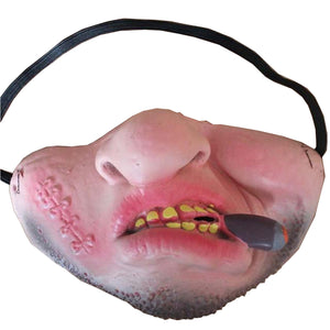 Back Street Gangster - Funny Half Face Horrible Masks (21 TO CHOOSE FROM)