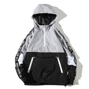 I Do Not Seek I Find Jacket - White