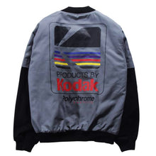 Load image into Gallery viewer, Kodak Bomber Jacket - Grey