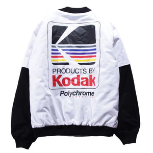 Kodak Bomber Jacket - White