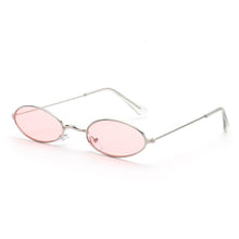 Load image into Gallery viewer, Old Skl Cat Eye Rave Shades Glasses 😎 - Pink