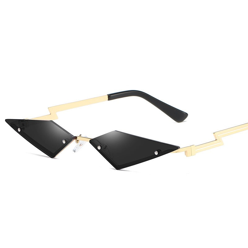 Lightning ⚡️ – Women's Sunglasses – Gold & Black