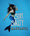 Stay Salty Crew Neck T-Shirt
