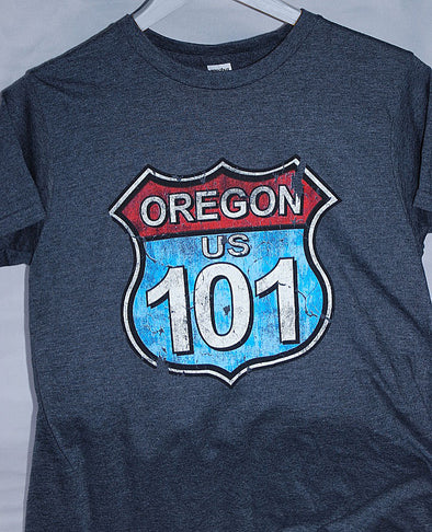 Oregon 101 logo  T-shirt