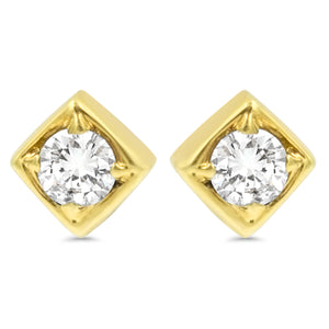 Lex Single Diamond Studs