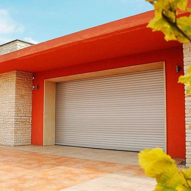 Advantages of Insulated Roll Up Garage Doors