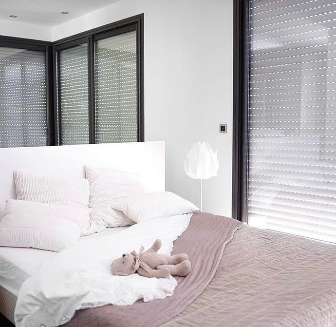 Creating a better night's sleep with roll shutters
