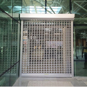 Ultra Guard Roll Shutter System - Rollshutters by security shutter