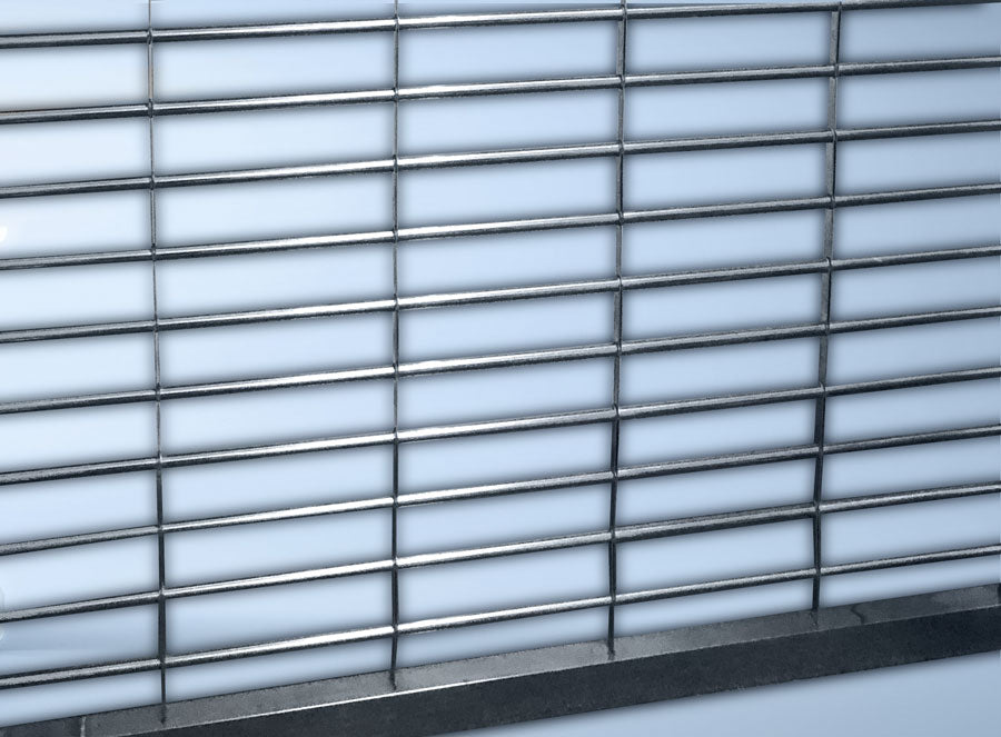 Stainless Steel Roll Up Security Grilles