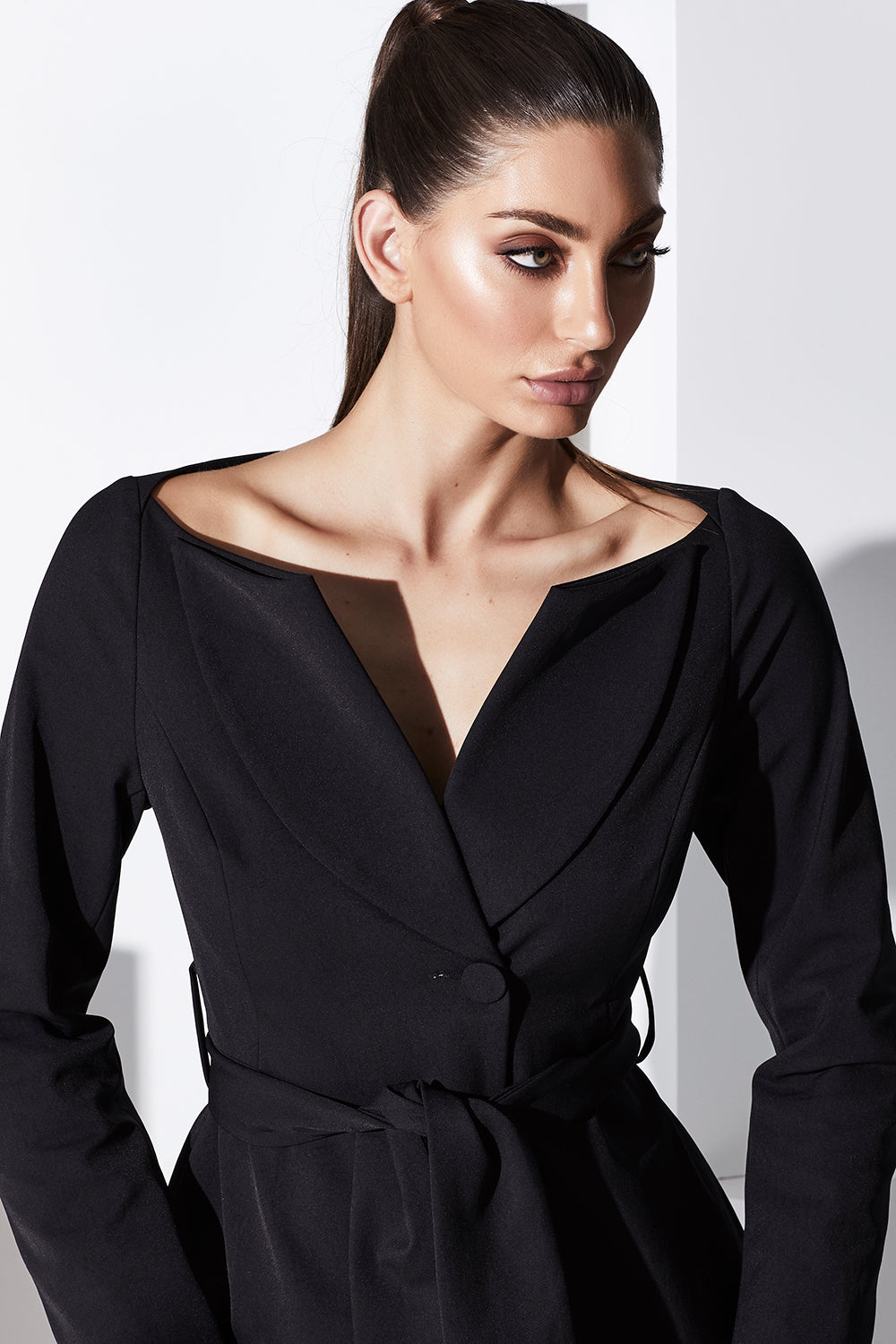 Reign Cartel Kensington Off Shoulder Jacket Top