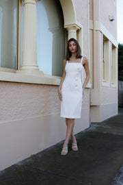Addaline Midi Dress | Angel Wing