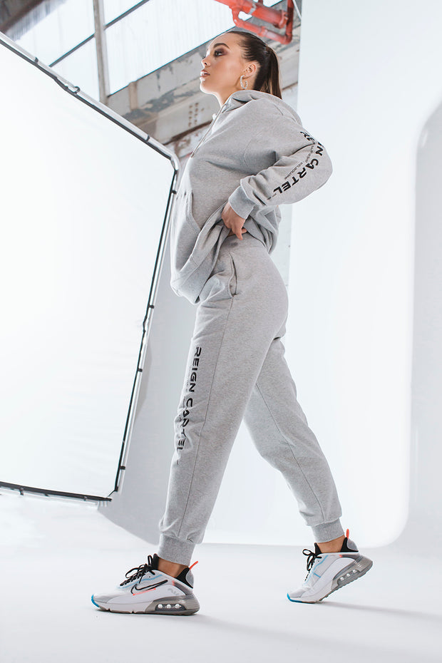 Essential Track Pant Relaxed Fit | Grey